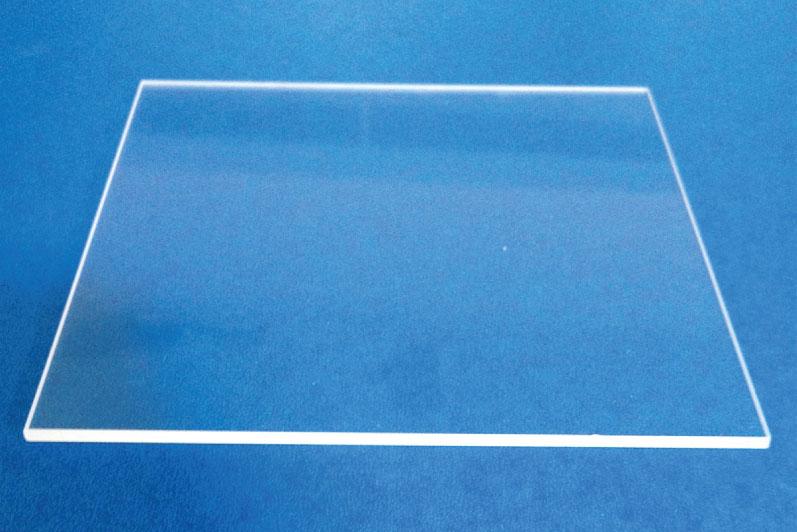 Clear-Fused-Quartz-Plates