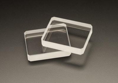 Clear Fused Quartz Windows