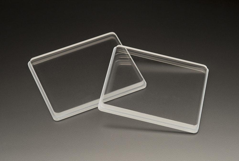 Clear Fused Quartz Windows Silica Industrial Glass
