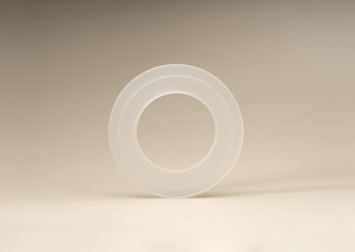 Machined Fused Silica Plates